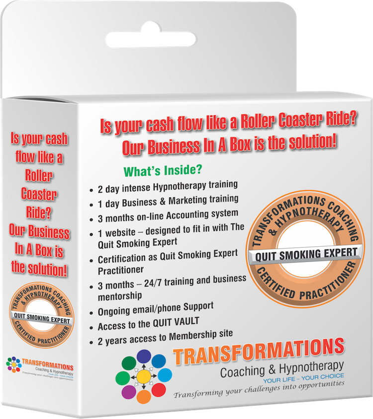 Transformations - Business In A Box - Smoking